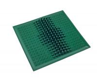 Коврик резиновый VAVE от плоскостопия зеленый