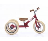 Беговел Trybike трехколесный Рубиновый (TBS-3-RED-VIN)