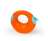 Лейка Quut Cana 0,5L оранжевая с голубым (170532)