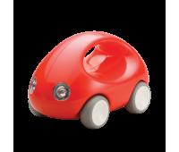 Игрушка Kid O Первый автомобиль стильная машинка с ручкой красная (10339)