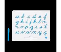 Магнитная доска Kid O для изучения английских маленьких прописных букв от А до Z (10364)