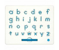 Магнитная доска Kid O для изучения английских маленьких печатных букв от А до Z (10346)
