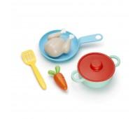 Игровой набор посуды Kid O Обед 6 предметов (10452)