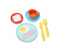 Игровой набор посуды Kid O Завтрак 9 предметов (10453)