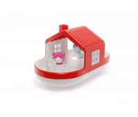 Игрушка - сортер для игры в воде Kid O Плавучий Дом звук и свет (10465)