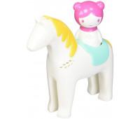 Игрушка Kid O Конь и девочка со звуком (10464)