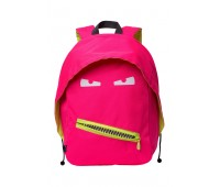 Рюкзак GRILLZ, цвет NEON PINK (розовый неон)