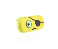 Пенал BEAST BOX, цвет YELLOW (желтый)