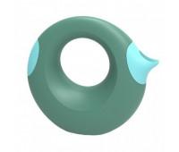 Лейка Quut Cana 1L зеленая с голубым (171430)