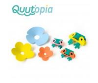 Игрушка для ванной Quut 3d Лягушата (171140)