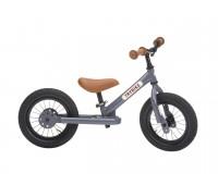 Беговел Trybike двухколесный Серый (TBS-2-GRY)