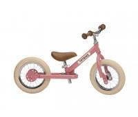 Беговел Trybike двухколесный Розовый (TBS-2-PNK-VIN)