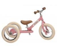 Беговел Trybike трехколесный Розовый (TBS-3-PNK-VIN)