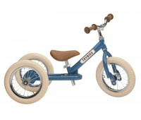 Беговел Trybike трехколесный Синий (TBS-3-BLU-VIN)