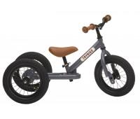 Беговел Trybike трехколесный Серый (TBS-3-GRY)