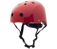 Велосипедный шлем Trybike 47 53см рубиновый (COCO 9S)