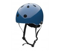 Велосипедный шлем Trybike 47 53см синий (COCO 12S)