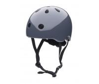 Велосипедный шлем Trybike 44 51см графитовый (COCO 13XS)
