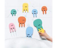 Игрушка для ванной Quut Пазл-головоломка Медузы (171003)