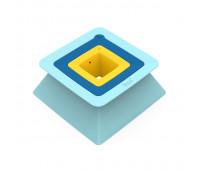 Строим замки из песка или снега Quut Pira желто-сине-голубой (170761)