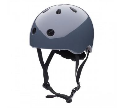 Велосипедный шлем Trybike 47 53см графитовый (COCO 13S)