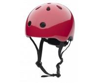 Велосипедный шлем Trybike 44 - 51см рубиновый (COCO 9XS)