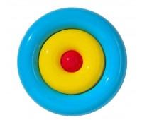Игрушка развивающая Moluk Нелло 3 кольца (43300)