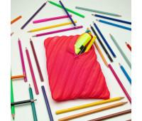 Пенал NEON JUMBO, цвет DAZZLING PINK (розовый)