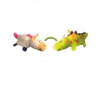 Мягкая игрушка с пайетками 2 в 1 - ZooPrяtki - ЕДИНОРОГ-ДРАКОН (12 cm)