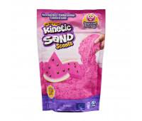 Песок для детского творчества с ароматом - KINETIC SAND АРБУЗНЫЙ ВЗРЫВ