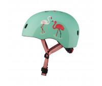 Защитный шлем MICRO - ФЛАМИНГО (52-56 сm, M)