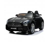 Детский эл.мобиль HARLEYBELLA-MERCEDES-BENZ AMG GTR (двиг.35Wx2,LCD,MP3,USB,7км/ч макс.,черн)