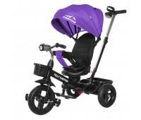 Велосипед трехколесный TILLY CANYON T-384 Фиолетовый/1/