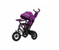 Велосипед трехколесный TILLY CAMARO T-362/1 Фиолетовый/1/