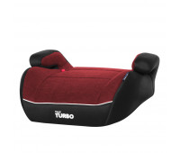 Автокресло-бустер TILLY Turbo T-541/2 Red /10/ MOQ