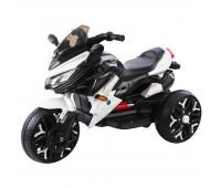 Эл-мобиль T-7231 EVA WHITE мотоцикл 12V4.5AH мотор 2*18W с MP3 115*59*73 /1/