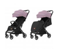 Коляска прогулочная CARRELLO Turbo CRL-5503 Grape Pink +дождевик S /1/ MOQ