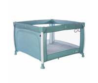 Манеж CARRELLO Cubo CRL-11602/1 Mint Green /1/ MOQ
