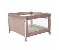Манеж CARRELLO Cubo CRL-11602/1 Flamingo Pink /1/ MOQ