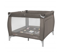 Манеж CARRELLO Grande CRL-9204/1 Chocolate Brown /1/ MOQ