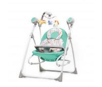 Кресло-качалка CARRELLO Nanny 3в1 CRL-0005 Azure /1/ MOQ