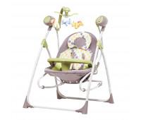 Кресло-качалка CARRELLO Nanny 3в1 CRL-0005 Green Tree /1/ MOQ