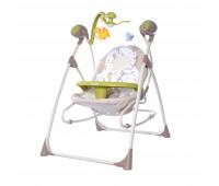 Кресло-качалка CARRELLO Nanny 3в1 CRL-0005 Brown Fox /1/ MOQ