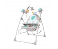Кресло-качалка CARRELLO Nanny 3в1 CRL-0005 Azure Beige /1/ MOQ