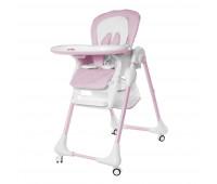 Стульчик для кормления CARRELLO Toffee CRL-9502/2 Candy Pink /1/ MOQ