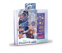 Make it Real: набор для создания шарм-браслетов с кристаллами Swarovski «Холодное серце 2»