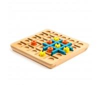 Настольная игра Крестики-нолики: Новая эра, Marbles, Spin Master