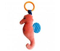 Игрушка мягконабивная вибро-подвеска Морской конек МС 110604-01 *