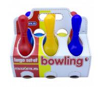 Набір для боулінгу великий (арт. 5192)-(10)
