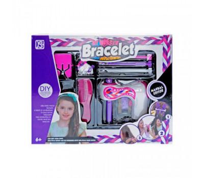 """Набор для плетения косичек """"Bracelet"""" в коробке 892 р.40*8*30,5см. *"""
